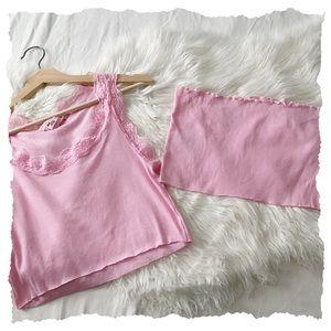 Hot Pink • Crop Top Bundle • FIRM PRICE